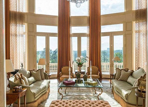 Tyler Perry Buckhead Atlanta mansion 4