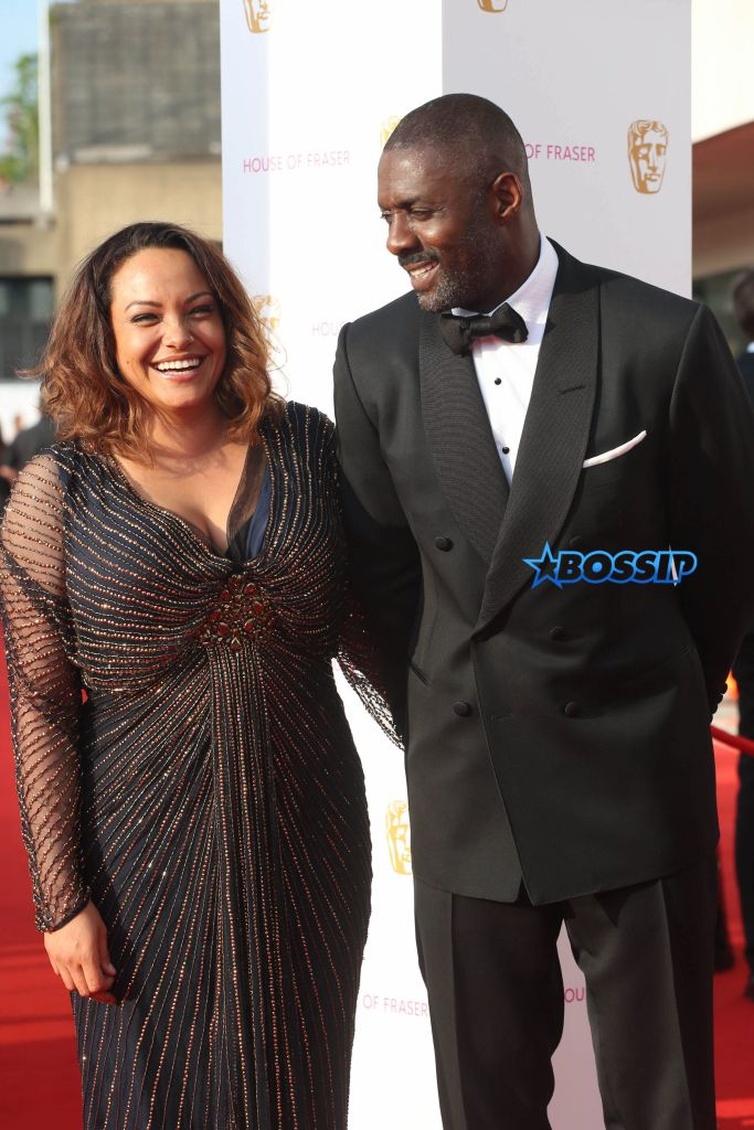 The British Academy Television Awards (BAFTAs) 2016 held at the Royal Festival Hall - Arrivals Featuring: Idris Elba Where: London, United Kingdom When: 08 May 2016 Credit: Lia Toby/WENN.com