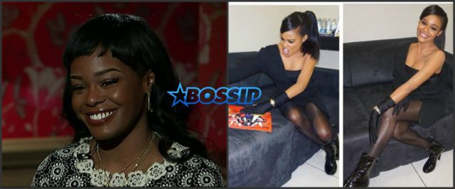 Azealia Banks Before and After