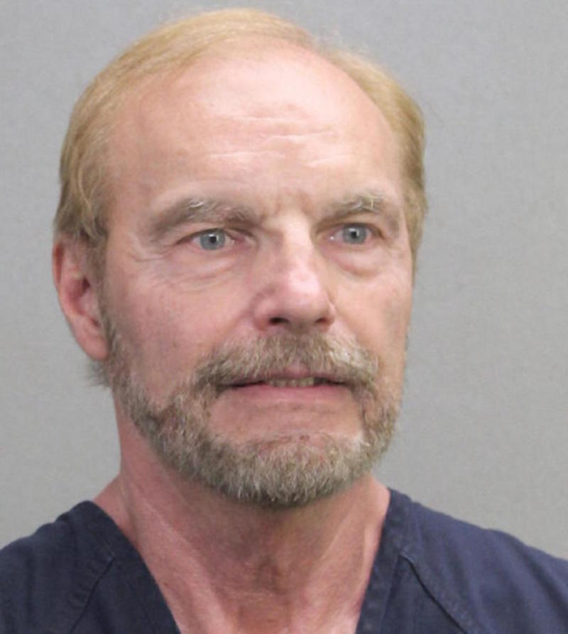 FIU professor David Ralston arrested
