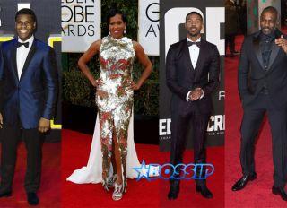 WENN Idris Elba Regina King Michael B. Jordan John Bodega