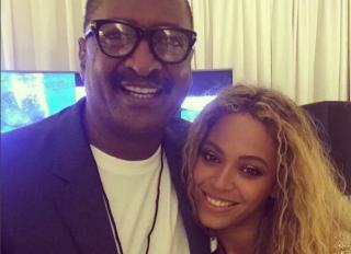 Beyonce Mathew Knowles