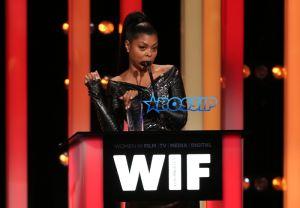 Women in Film 2016 Crystal + Lucy Awards Wednesday, June 2016 Taraji P. Henson FayesVision/WENN.com