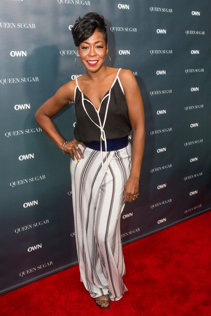 """NEW ORLEANS, LA - JULY 02: Tichina Arnold attends a cocktail reception for """"Queen Sugar"""" at Liberty Kitchen on July 2, 2016 in New Orleans, Louisiana. (Photo by Josh Brasted/Getty Images for OWN: Oprah Winfrey Network) *** Local Caption *** Tichina Arnold"""