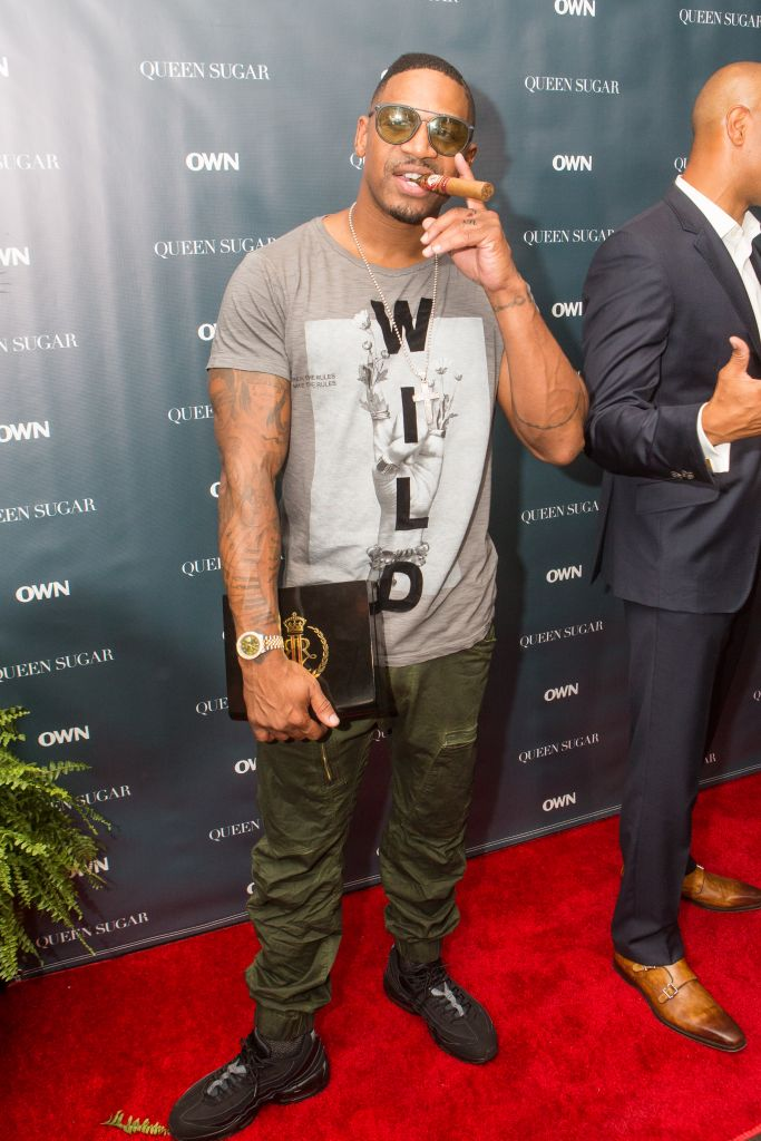 """NEW ORLEANS, LA - JULY 02: Stevie J attends a cocktail reception for """"Queen Sugar"""" at Liberty Kitchen on July 2, 2016 in New Orleans, Louisiana. (Photo by Josh Brasted/Getty Images for OWN: Oprah Winfrey Network) *** Local Caption *** Stevie J"""
