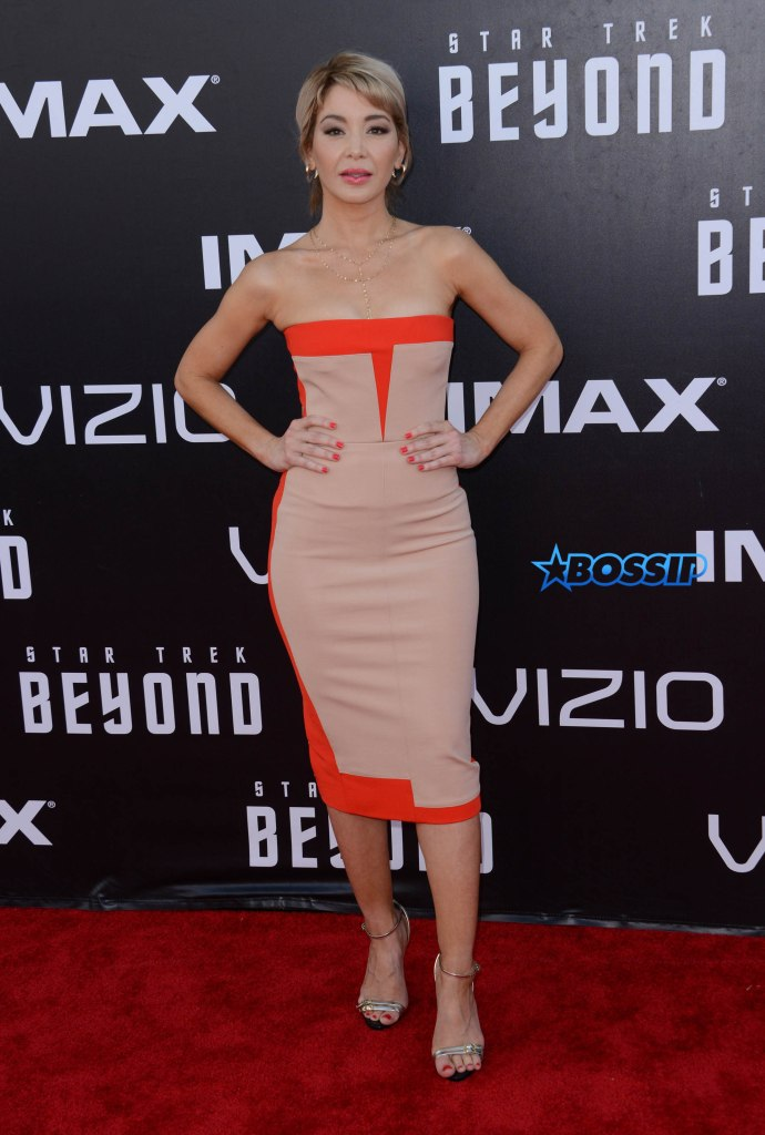 The premiere of Paramount Pictures' 'Star Trek Beyond'