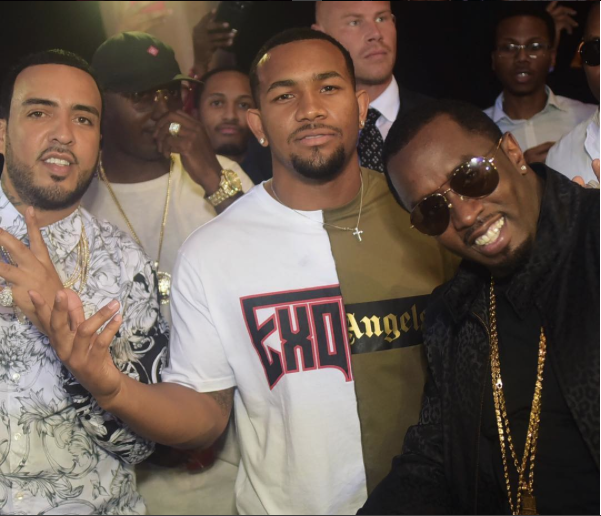 Diddy French Montana Larry Morrow New Orleans Masquerade indmix