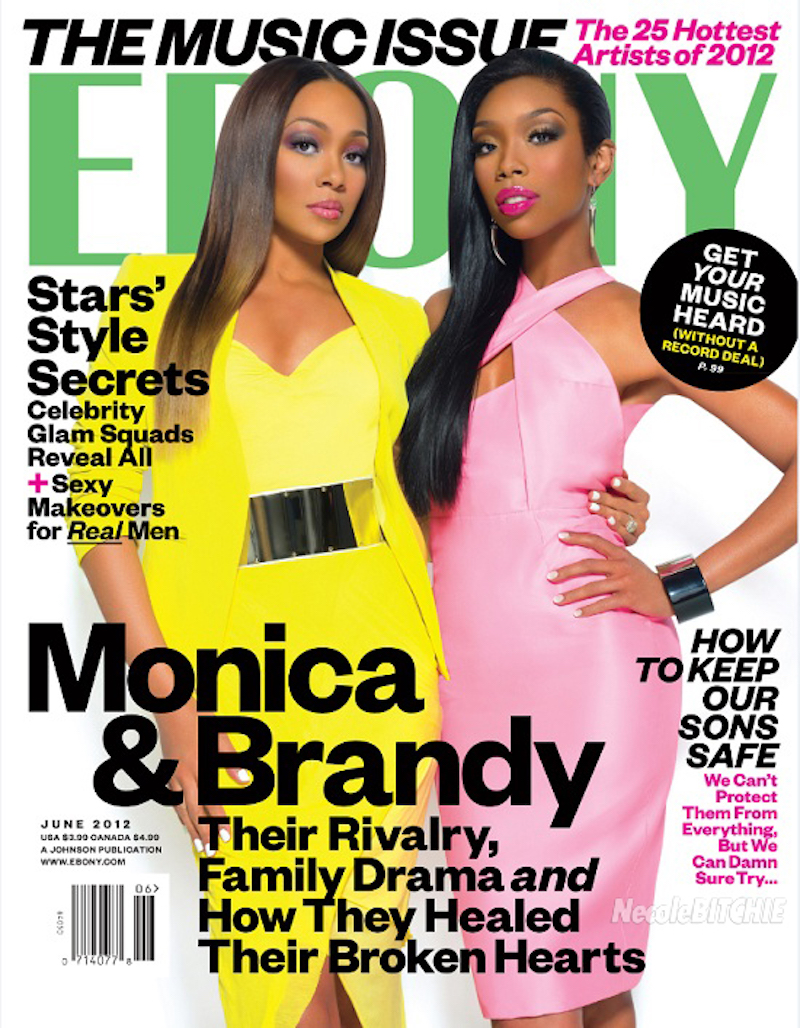 Brandy Monica Ebony cover