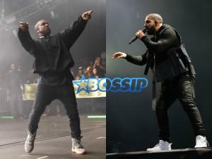 Drake Kanye West album