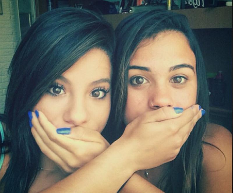 Ingrid Oliveira And Giovanna Pedroso