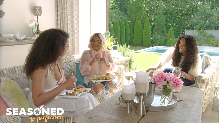 """Rasheeda Frost and friends discussion """"Seasoned to Perfection"""""""