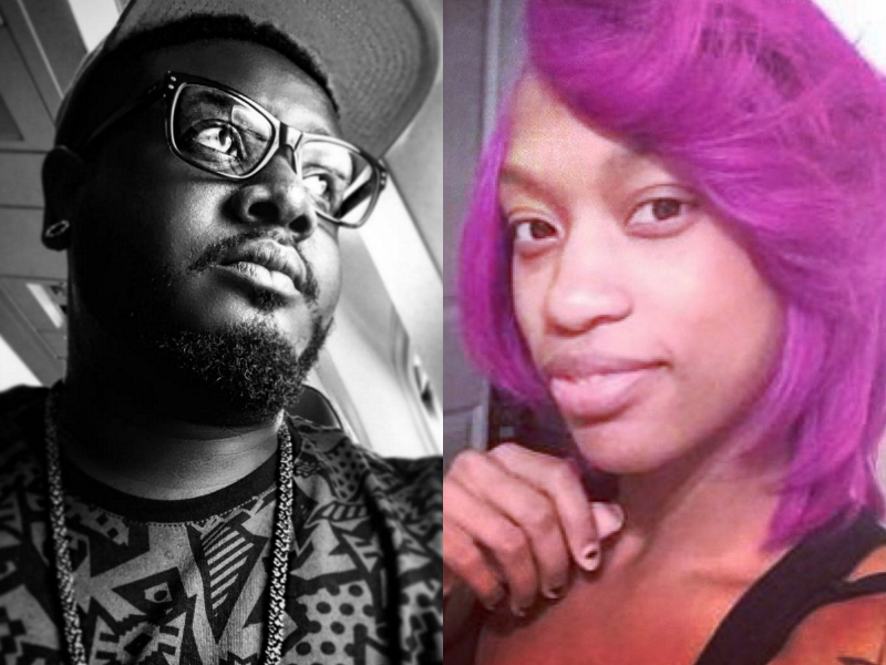T-Pain and niece
