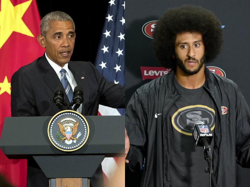 Obama Kaepernick