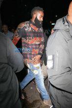 Basketball player James Harden Warwick nightclub jeans. Southwest shirt AKM-GSI 26 OCTOBER 2016