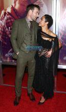 Joel Edgerton Ruth Negga SplashNews premiere of 'Loving' Landmark Sunshine Theater in New York City, NY, USA.
