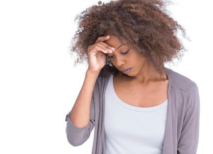 black-woman-disturbed
