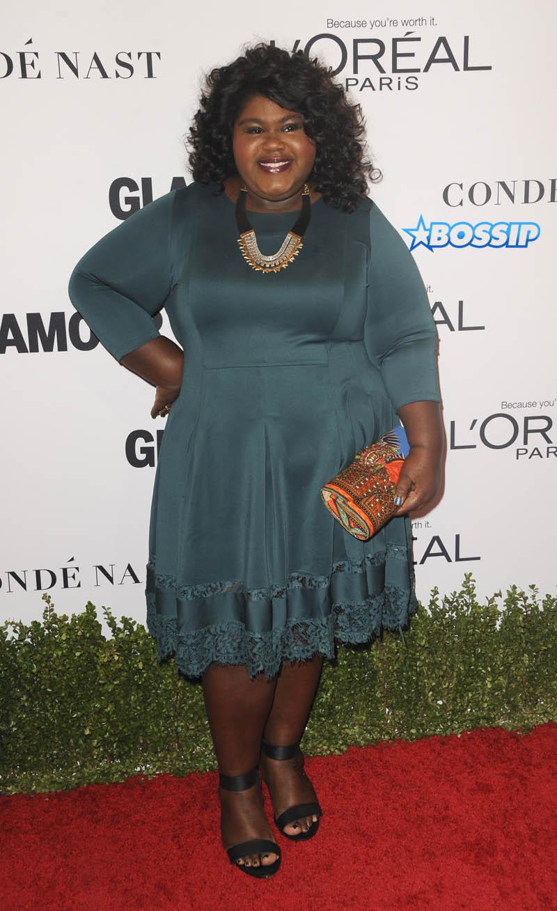 Gabourey Sidibe Glamour Women of The Year 2016 Los Angeles, California