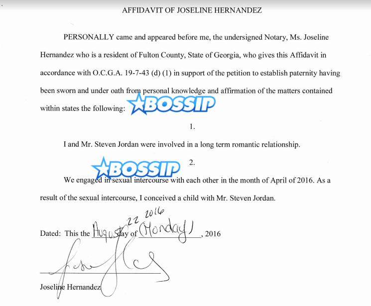 joseline-hernandez-affidavit