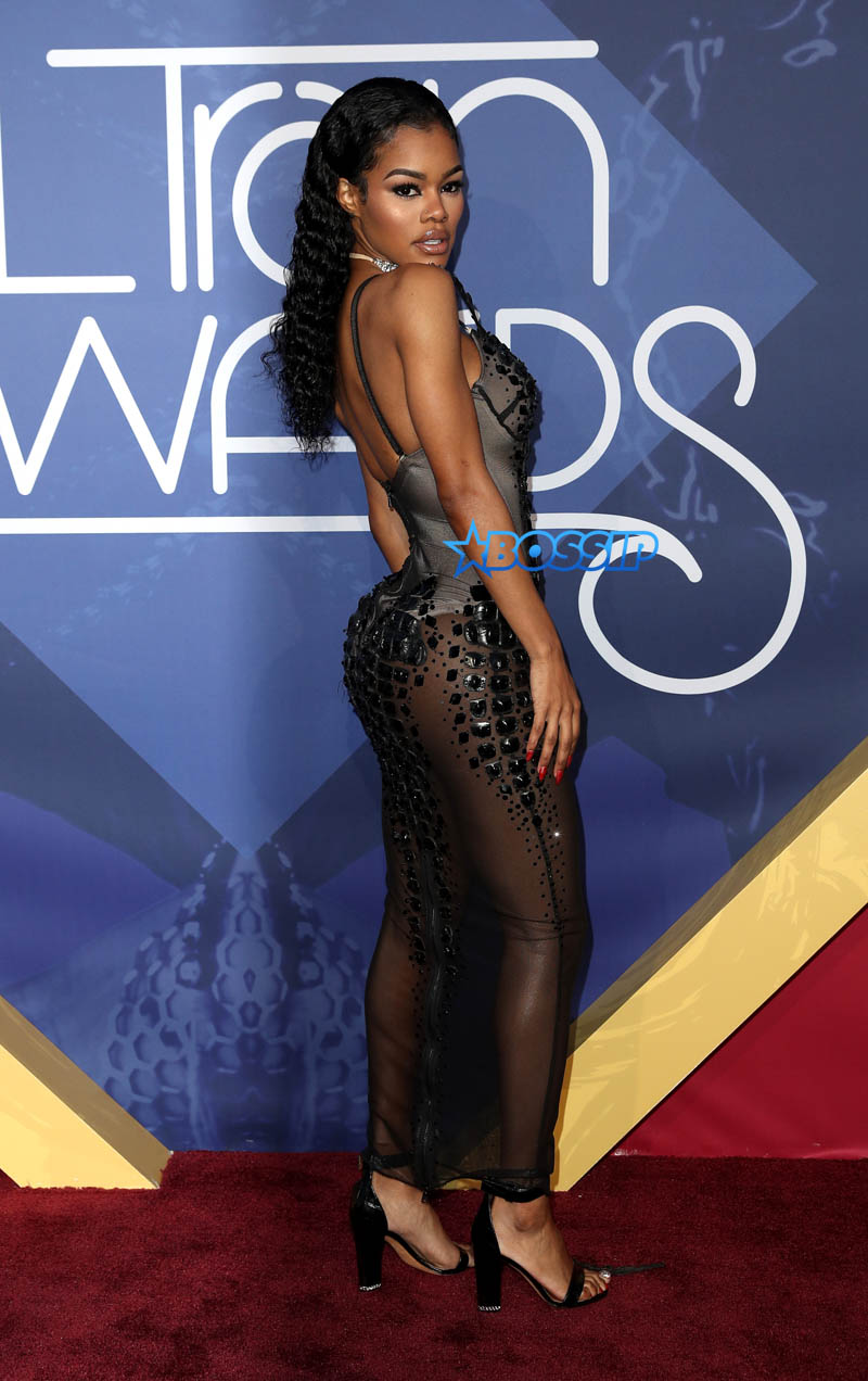 Teyana Taylor WENN 2016 Soul Train Awards held at the Orleans Arena at Orleans Hotel & Casino in Las Vegas