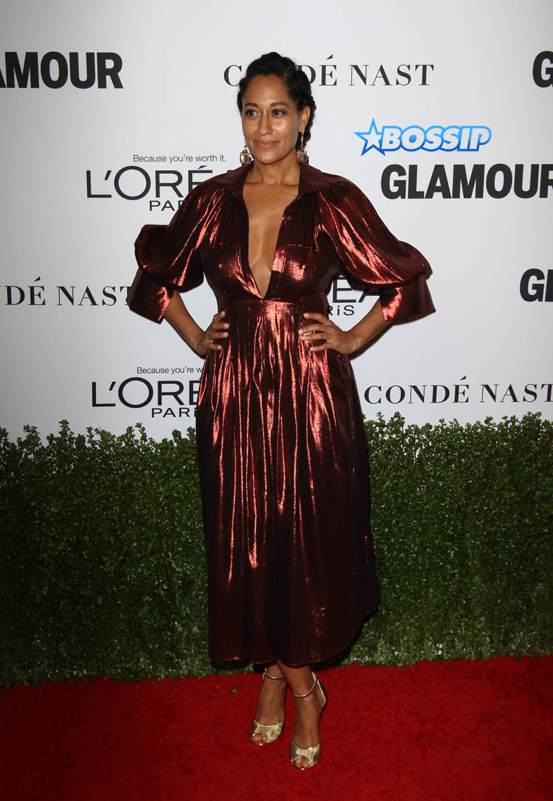 Tracee Ellis Ross Glamour Women of The Year 2016 Los Angeles, California