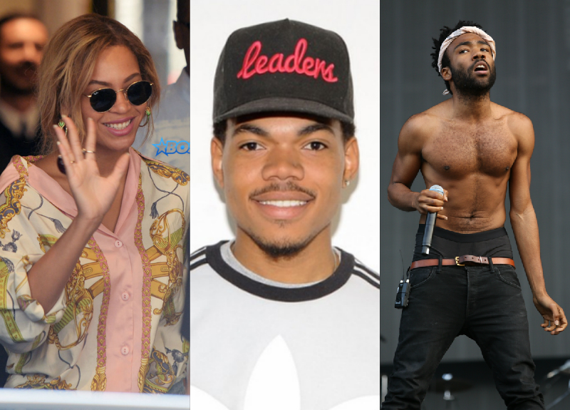 beyonce-chance-donald-glover-naacp
