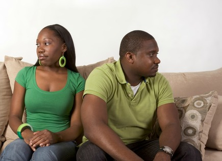 black-couple-frustrated