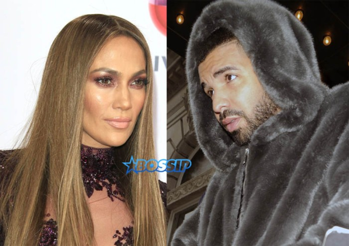 Jennifer Lopez Drake WENN