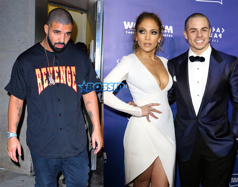 Drake Jennifer Lopez Casper Smart