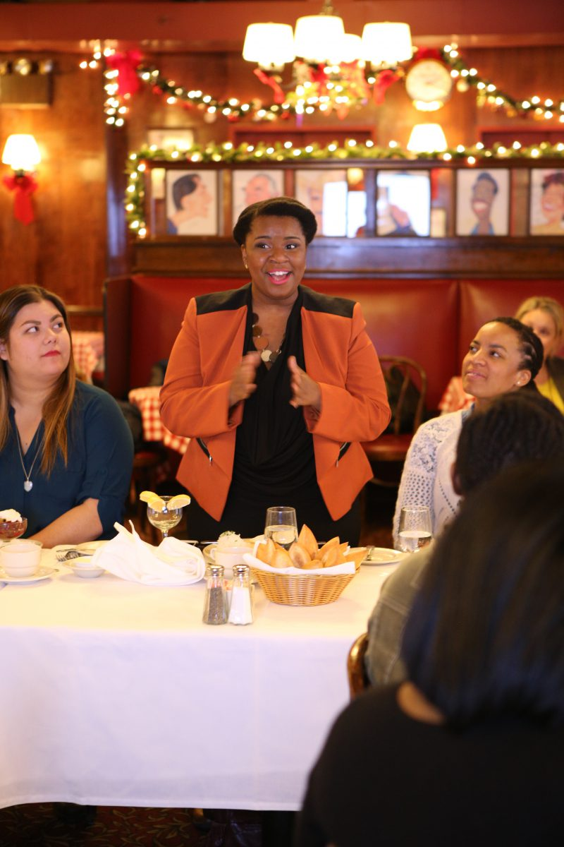 Jacqueline Bell Diversity and Inclusion Broadway program