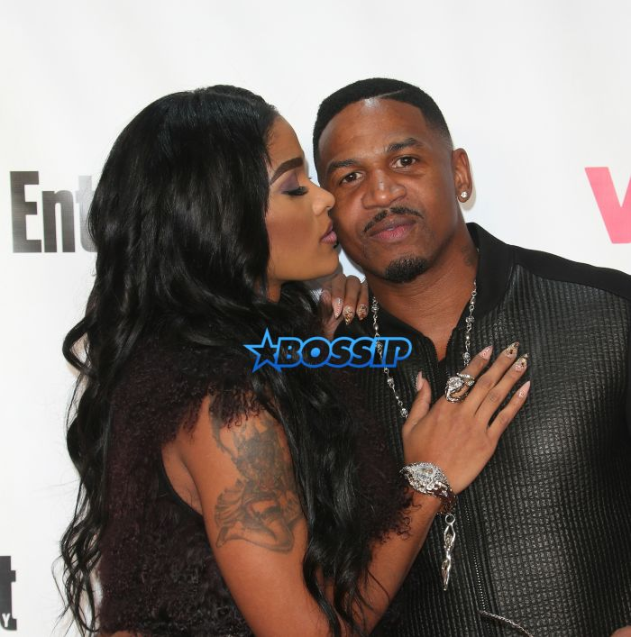VH1 Big in 2015 with Entertainment Weekly Award Show Featuring: Stevie J, Joseline Hernandez Where: West Hollywood, California, United States When: 15 Nov 2015 Credit: FayesVision/WENN.com
