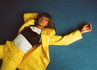 Keke Palmer By Olivia Bee for Elle.com