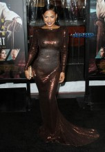 Christina Milian 'Live By Night' World Premiere held at the TCL Chinese Theatre WENN