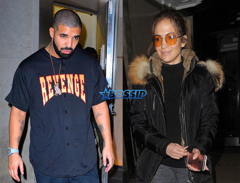WENN Drake J.Lo Jennifer Lopez