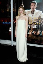 Elle Fanning 'Live By Night' World Premiere held at the TCL Chinese Theatre WENN
