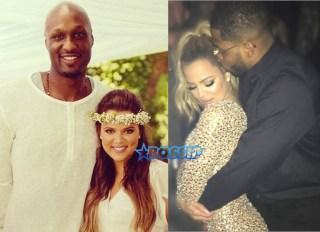Instagram Khloe Kardashian Lamar Odom Tristan Thompson