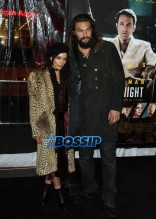 Lisa Bonet Jason Momoa 'Live By Night' World Premiere held at the TCL Chinese Theatre WENN
