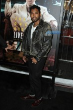 Miguel 'Live By Night' World Premiere held at the TCL Chinese Theatre WENN
