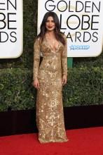 Priyanka Chopra 74th Golden Globe Awards Red Carpet Beverly Hilton Hotel SplashNews