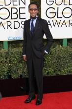 Ron Cephas Jones 74th Golden Globe Awards Red Carpet Beverly Hilton Hotel SplashNews