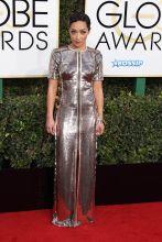 Ruth Negga 74th Golden Globe Awards Red Carpet Beverly Hilton Hotel SplashNews