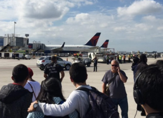 Ft. Lauderdale aiport shooting