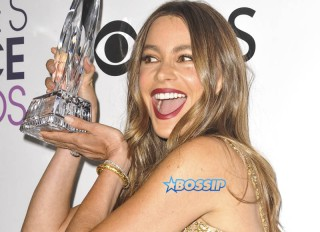 WENN Sofia Vergara People's Choice Awards