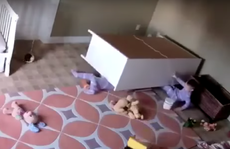 toddler-rescues-brother-from-fallen-dresser