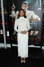 Zoe Saldana 'Live By Night' World Premiere held at the TCL Chinese Theatre WENN