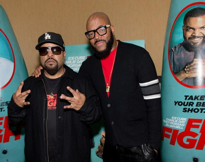 FIST FIGHT Atlanta VIP Screening With Cast Member Ice Cube