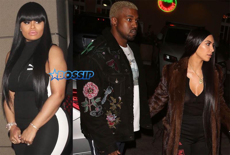Kim Kardashian Kanye West Dinner Date SplashNews