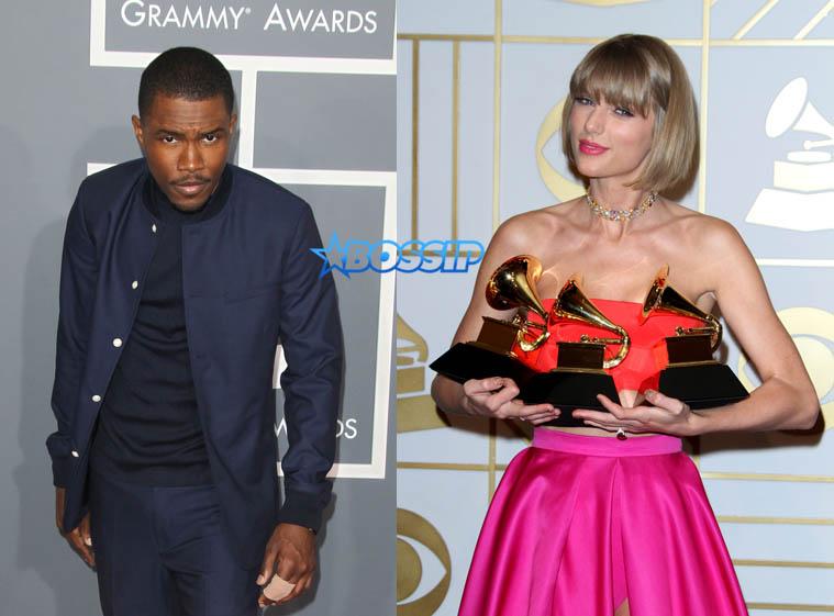 Frank Ocean Taylor Swift SplashNews WENN