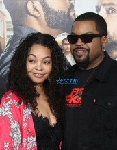 "Ice Cube wife Kim closeup Premiere Of Warner Bros. Pictures' ""Fist Fight"" Westwood, California, 14 Feb 2017 WENN"
