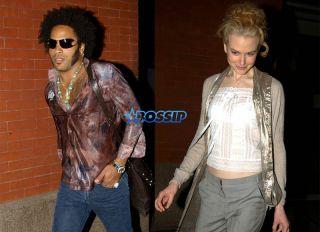 Lenny Kravitz Nicole Kidman SplashNews