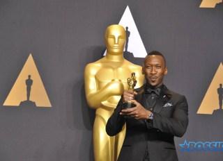 89th Annual Academy Awards Oscars Mahershala Ali WENN